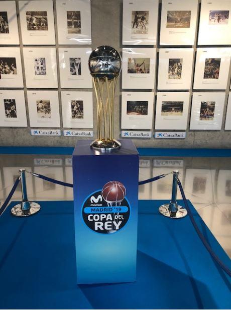 exposición copa del rey baloncesto