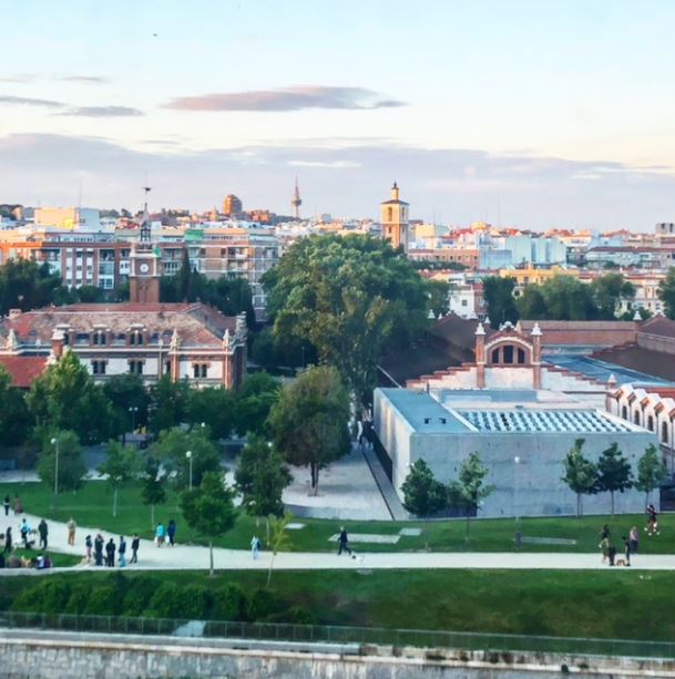 Places to take photos in Madrid
