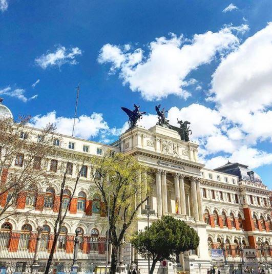 palacio de fomento ministerio agricultura madrid